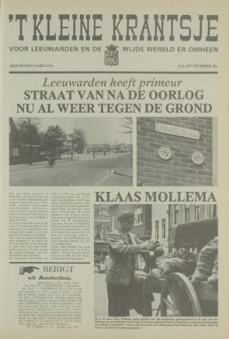 't Kleine Krantsje, 1964-1997 1977-06-11