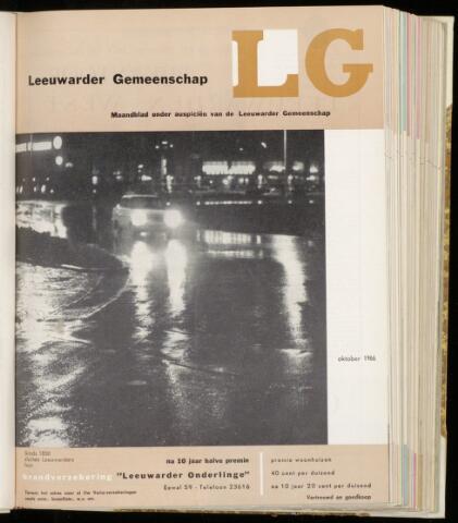 Leeuwarder Gemeenschap 1966-10-01