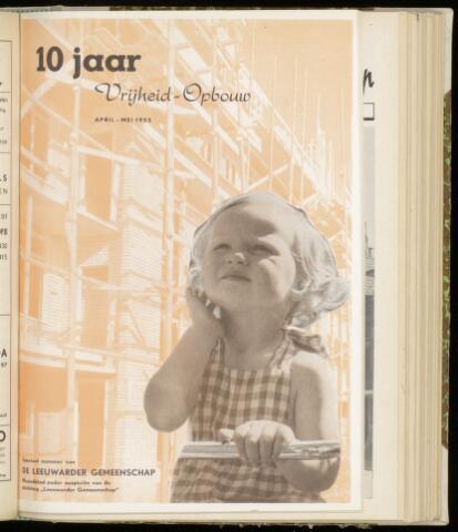 Leeuwarder Gemeenschap 1955-04-01