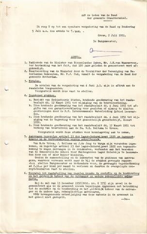 raadsverslagen Idaarderadeel 1935-1983 1951-07-05