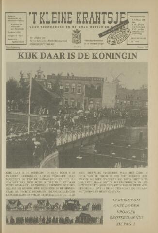 't Kleine Krantsje, 1964-1997 1973-05-19