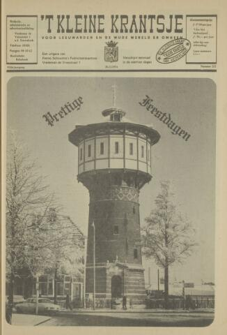 't Kleine Krantsje, 1964-1997 1974-12-28