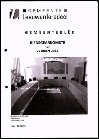 Notulen van de gemeenteraad van Leeuwarderadeel 2014-03-27