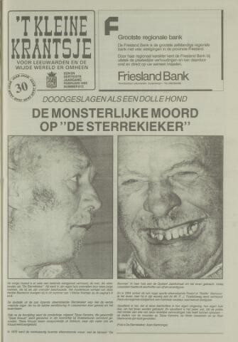 't Kleine Krantsje, 1964-1997 1995-02-01