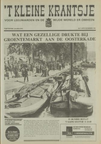 't Kleine Krantsje, 1964-1997 1979-05-05