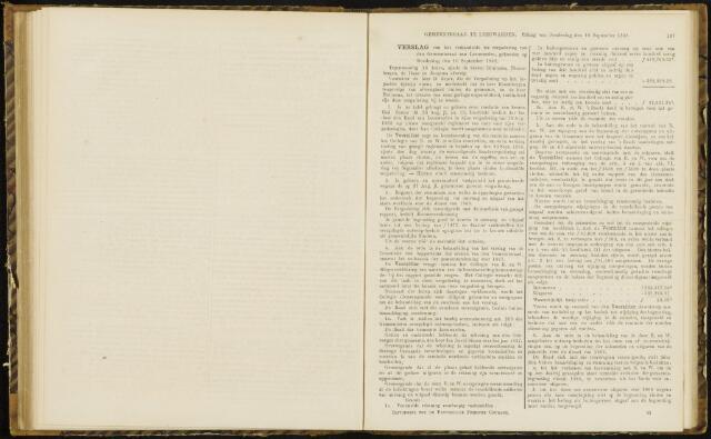 Raadsverslagen van de gemeente Leeuwarden, 1865-2007 (Notulen) 1868-09-10