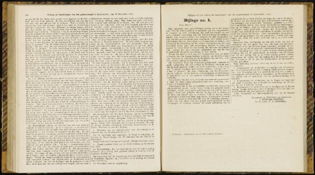 Raadsverslagen van de gemeente Leeuwarden, 1865-2007 (Bijlagen) 1874