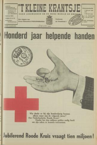 't Kleine Krantsje, 1964-1997 1967-05-24