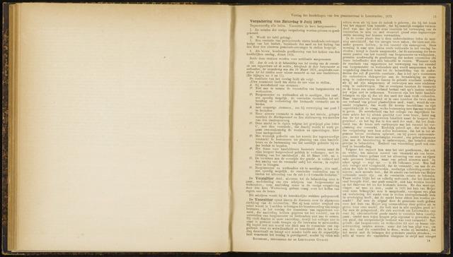 Raadsverslagen van de gemeente Leeuwarden, 1865-2007 (Notulen) 1872-07-09