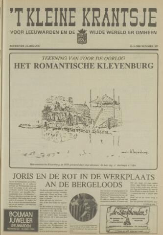 't Kleine Krantsje, 1964-1997 1980-03-22