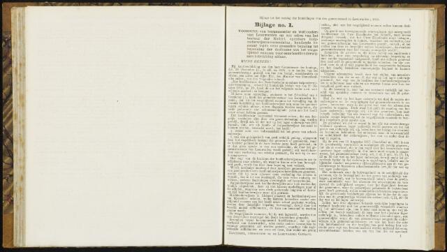 Raadsverslagen van de gemeente Leeuwarden, 1865-2007 (Bijlagen) 1878-01-01