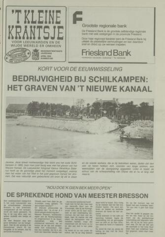 't Kleine Krantsje, 1964-1997 1993-04-01