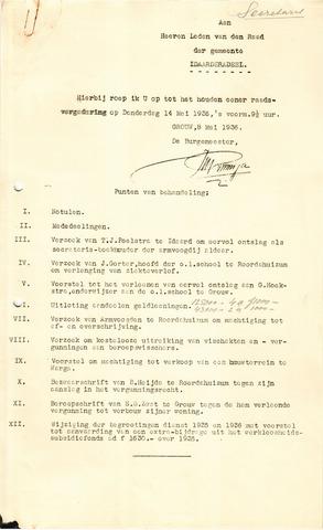 raadsverslagen Idaarderadeel 1935-1983 1936-05-14