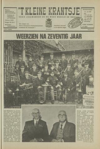 't Kleine Krantsje, 1964-1997 1971-10-30
