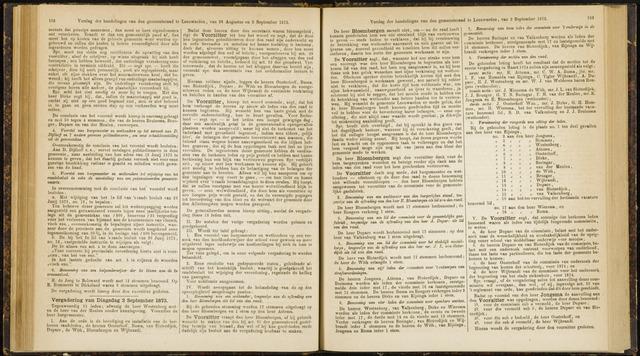Raadsverslagen van de gemeente Leeuwarden, 1865-2007 (Notulen) 1873-09-02