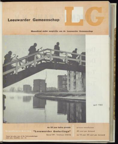 Leeuwarder Gemeenschap 1965-04-01