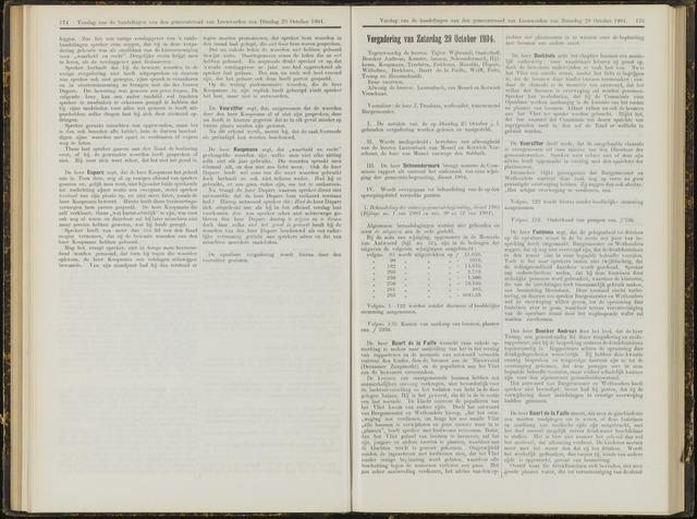 Raadsverslagen van de gemeente Leeuwarden, 1865-2007 (Notulen) 1904-10-29