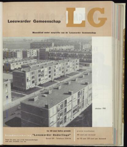 Leeuwarder Gemeenschap 1965-10-01