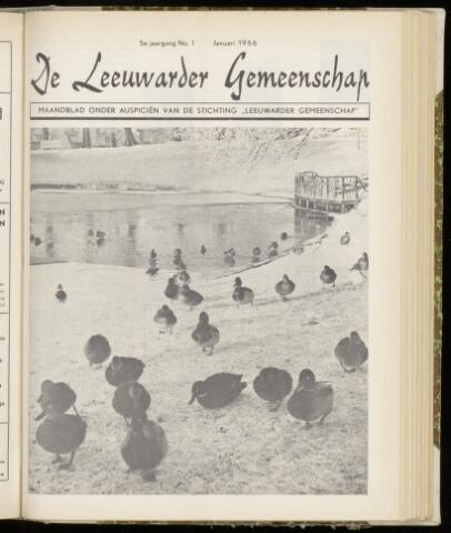 Leeuwarder Gemeenschap 1956-01-01
