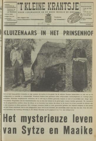 't Kleine Krantsje, 1964-1997 1967-08-09
