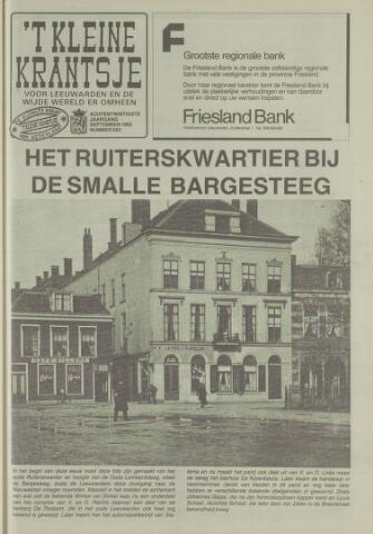 't Kleine Krantsje, 1964-1997 1992-09-01