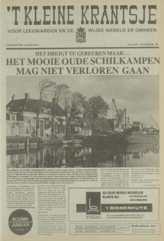 't Kleine Krantsje, 1964-1997 1977-12-09
