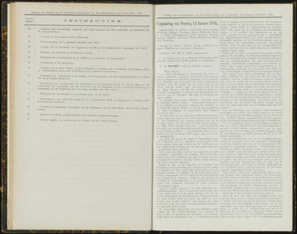 Raadsverslagen van de gemeente Leeuwarden, 1865-2007 (Notulen) 1904