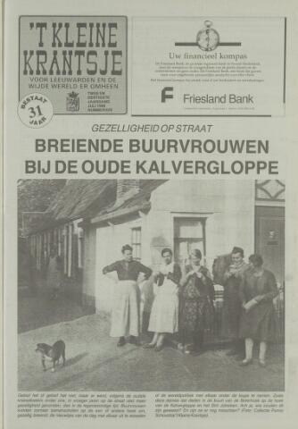 't Kleine Krantsje, 1964-1997 1996-07-01