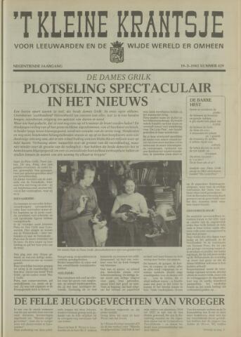 't Kleine Krantsje, 1964-1997 1983-03-19