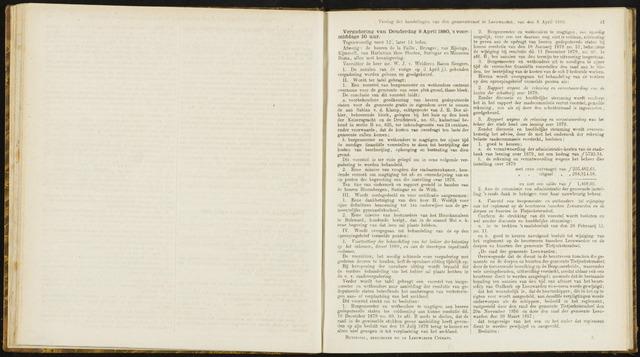 Raadsverslagen van de gemeente Leeuwarden, 1865-2007 (Notulen) 1880-04-08