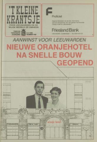 't Kleine Krantsje, 1964-1997 1986-02-08