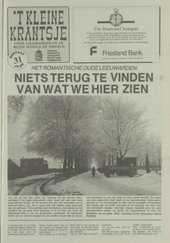 't Kleine Krantsje, 1964-1997 1996-03-01