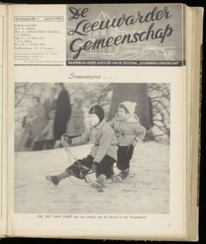 Leeuwarder Gemeenschap 1953-01-01