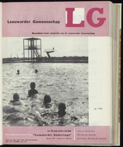 Leeuwarder Gemeenschap 1965-07-01