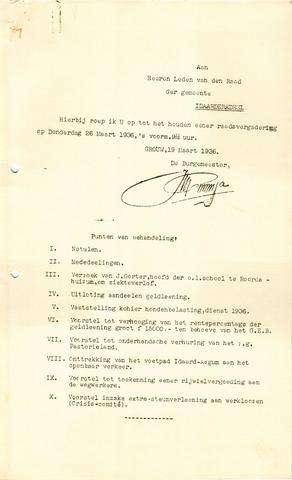 raadsverslagen Idaarderadeel 1935-1983 1936-03-26