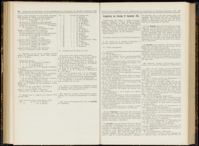Raadsverslagen van de gemeente Leeuwarden, 1865-2007 (Notulen) 1913-09-16