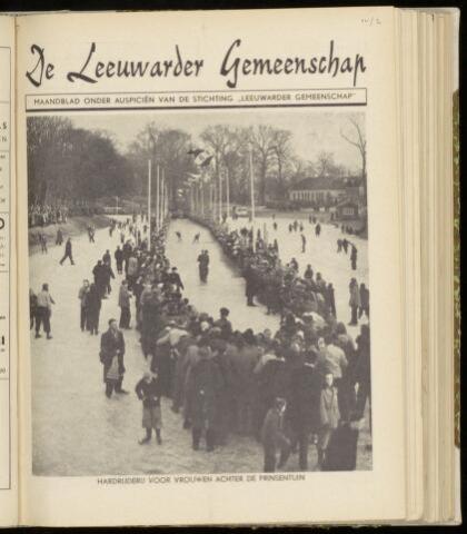 Leeuwarder Gemeenschap 1954-02-01