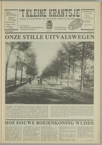 't Kleine Krantsje, 1964-1997 1974-06-15