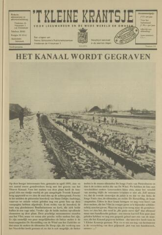 't Kleine Krantsje, 1964-1997 1974-02-23