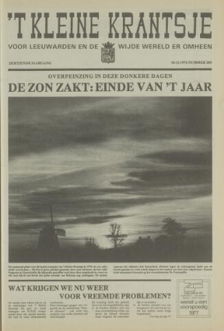 't Kleine Krantsje, 1964-1997 1976-12-18