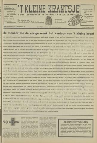 't Kleine Krantsje, 1964-1997 1966-11-30