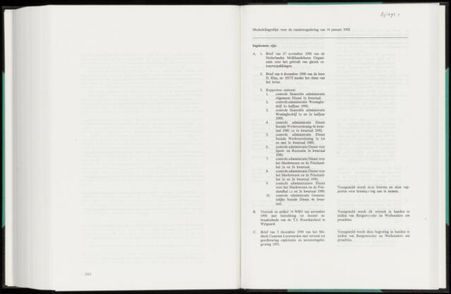 Raadsverslagen van de gemeente Leeuwarden, 1865-2007 (Schriftelijke vragen) 1991-01-01
