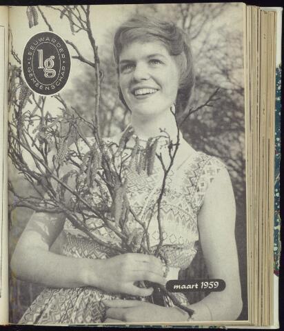Leeuwarder Gemeenschap 1959-03-01