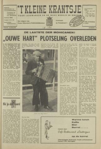 't Kleine Krantsje, 1964-1997 1968-02-21