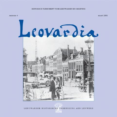 Leovardia, 2000-2012 2001