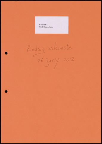Boarnsterhim vergaderstukken gemeenteraad  2012-06-26