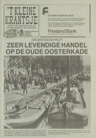 't Kleine Krantsje, 1964-1997 1993-06-01