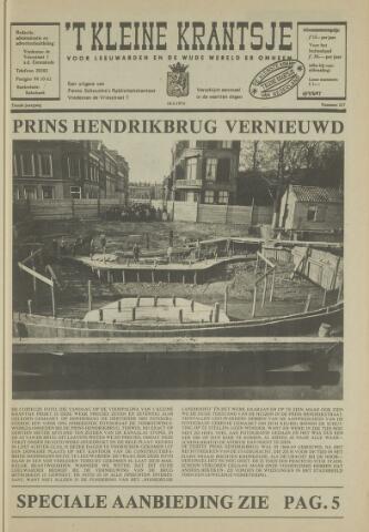 't Kleine Krantsje, 1964-1997 1974-05-18