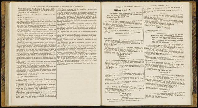 Raadsverslagen van de gemeente Leeuwarden, 1865-2007 (Notulen) 1875-12-23