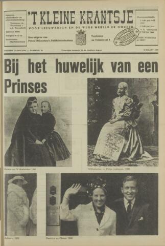 't Kleine Krantsje, 1964-1997 1966-03-09